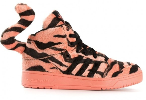 adidas Jeremy Scott Tiger - $98.20
