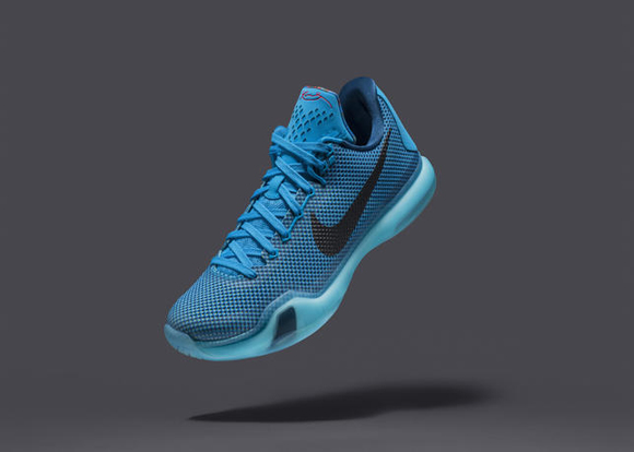 Nike Basketball Officially Unveils the Kobe X 5