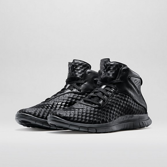 Nike Free Hypervenom Mid 'Blackout' - Available Now1