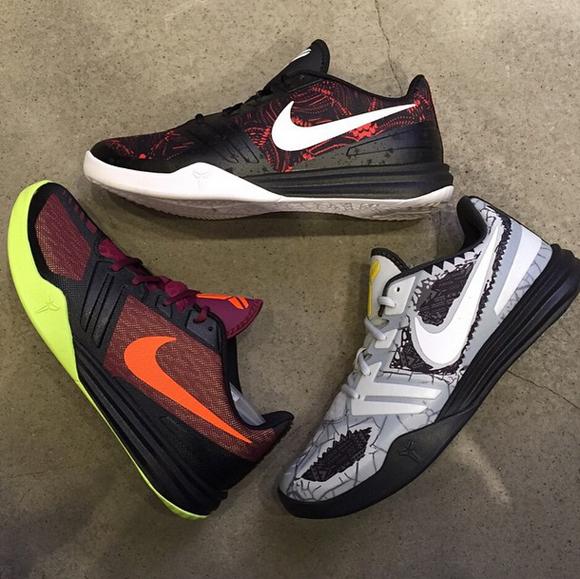 Nike KB Mentality Arriving at Overseas Retailers