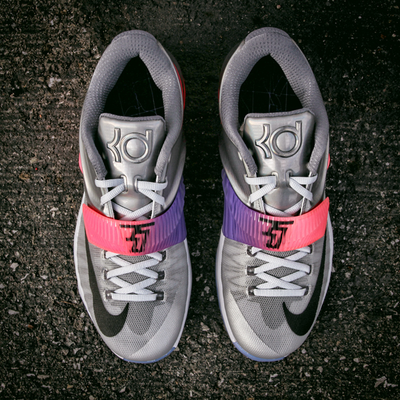 half off a2452 d8612 Nike KD 7 'All-Star' - Detailed Look + Release Info ...