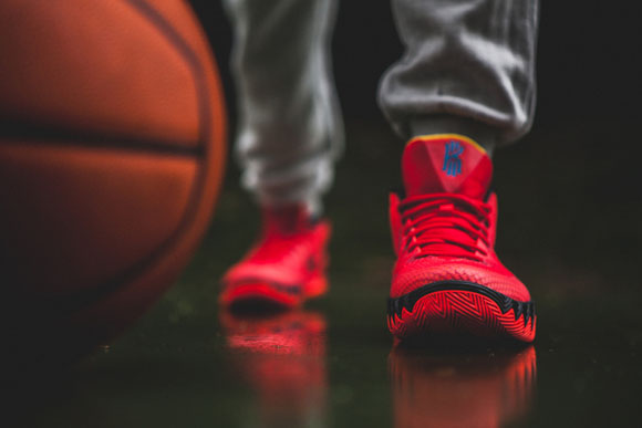 Nike Kyrie 1 'Deceptive Red' - Detailed Look 2