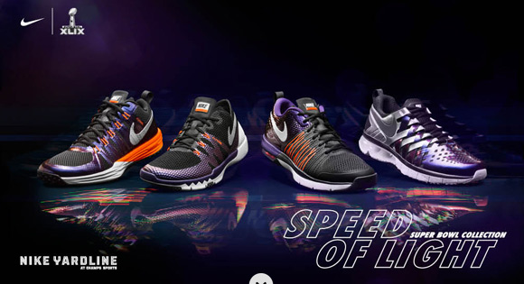Nike Yardline Solar Flare Collection for the Super Bowl-2