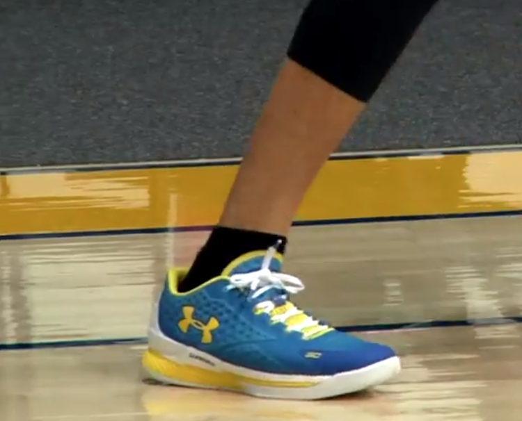 under armour curry one pe