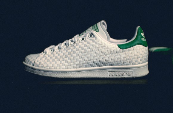 The adidas Stan Smith Gets Woven
