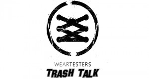 WearTesters Trash Talk #1 | 2015 BHM Collection, Draymond Green Throws Food at Seahawks Fans