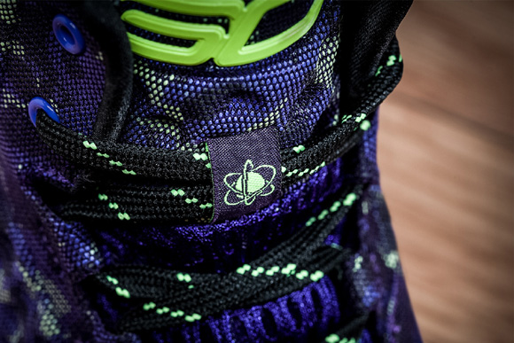 Under Armour Curry One 'Dark Matter' for NBA All-Star 3