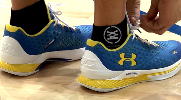 Under Armour Curry One Low - Another Look 1