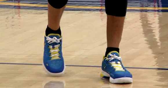 under armour curry one low review