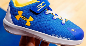 Under Armour Curry One to Come in All Sizes
