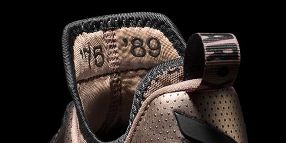 quality design c8810 d82c2 damian lillard shoes gold