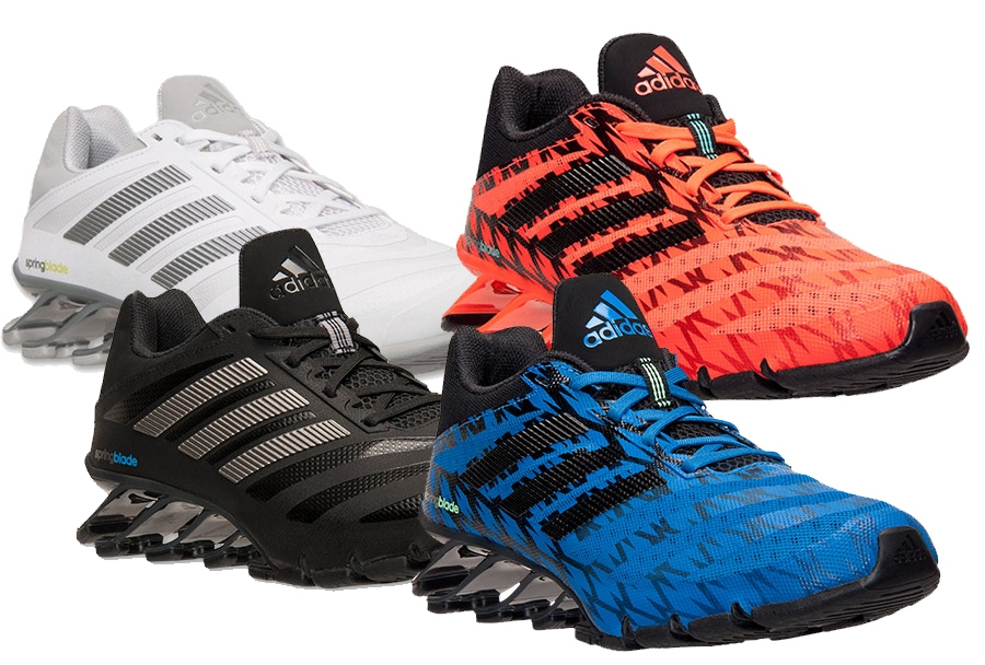 cheap for discount 552c8 ae5a5 adidas Springblade Ignite - WearTesters