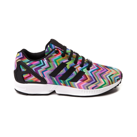 best sneakers 3319f 5f945 Adidas Flux Zx Multicolor