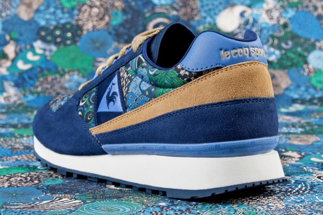 46ba7c50249c Liberty x le coq sportif 'Midnight' Pack