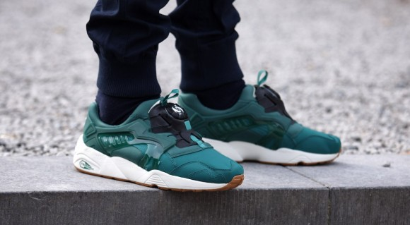 ... puma-trinomic-disc-blaze-basic-sport-posy-green- ...