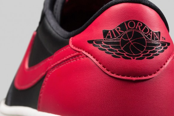 Air Jordan 1 Retro Low OG 'Black: Red' - Official Look + Release Info 7