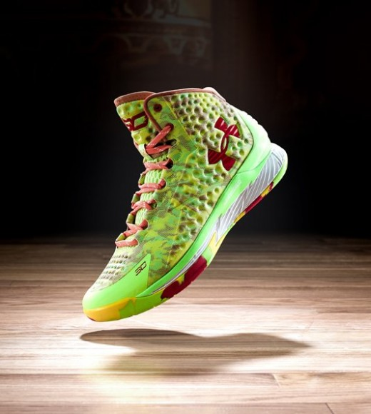 Curry One Candy Reign