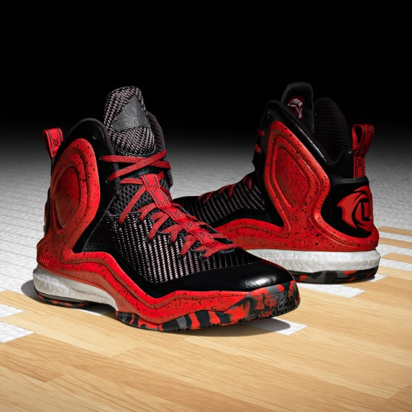 adidas d rose 5 boost colorways