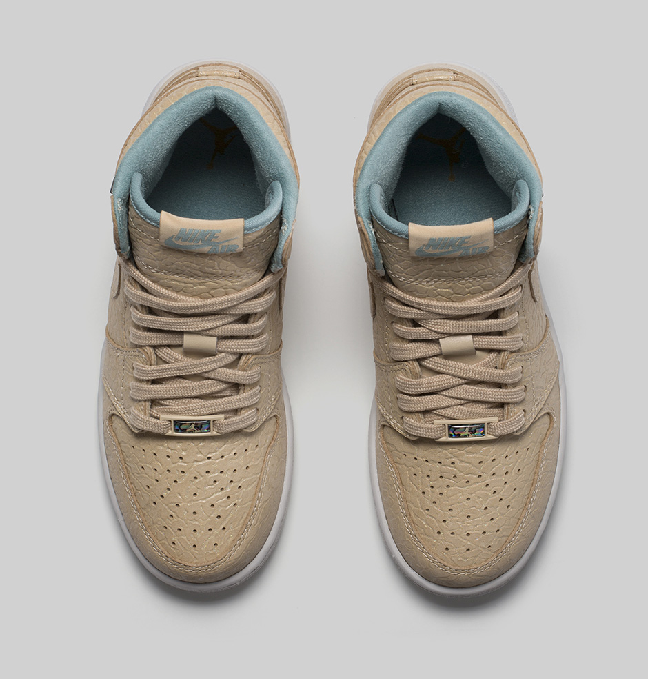 Girls Air Jordan 1 Retro 'Sand Dune' - Links Available Now - WearTesters