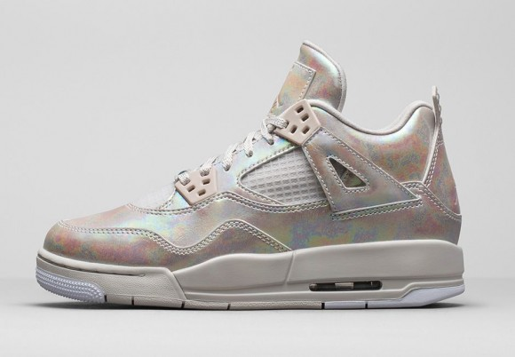 ... Girls Air Jordan 4 Retro  Pearl  - Links Available Now - WearTesters ... 9bda55a56