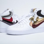 Nike Air Force 1 High 'Misplaced Checks'  – Release Reminder