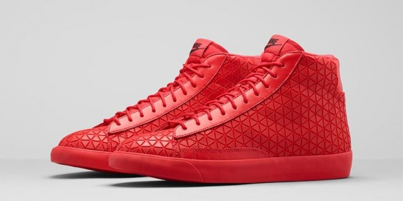 nike blazer red metric apc