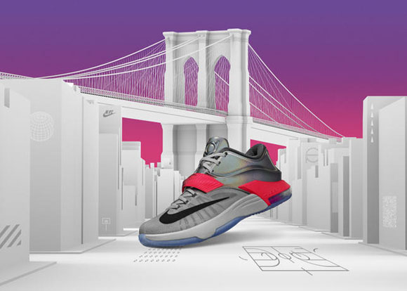 Nike Basketball Unveils 2015 All-Star Series 10