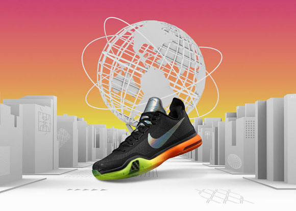 Nike Basketball Unveils 2015 All-Star Series 2