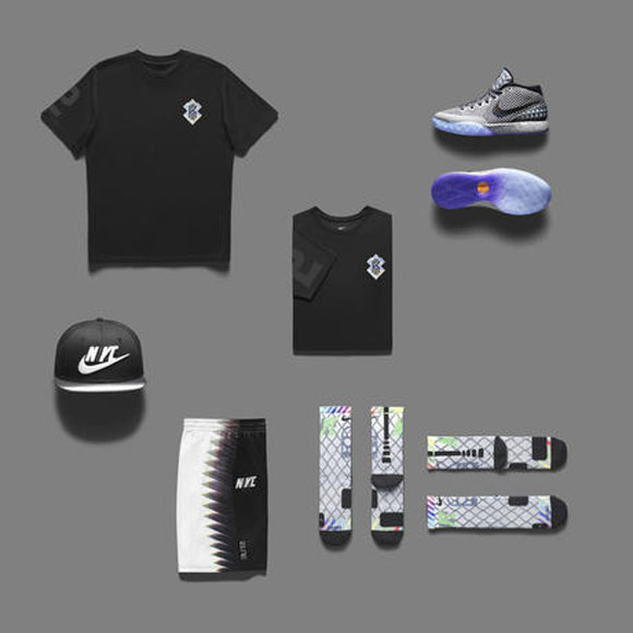 Nike Basketball Unveils 2015 All-Star Series 23