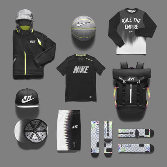 Nike Basketball Unveils 2015 All-Star Series 31