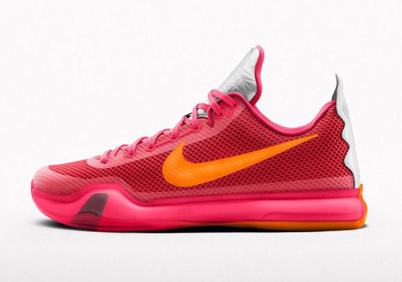 Nike Basketball 'Zoom City' NIKEiD Option 1
