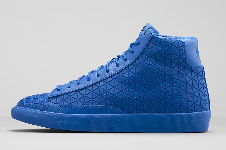 timeless design 55c81 91d15 ... Nike Blazer Mid Metric Royal Blue - Release Information-1 ...