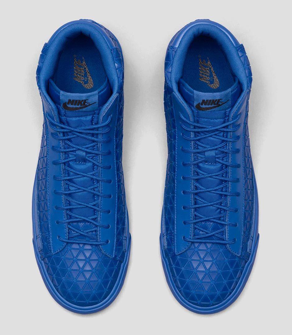 blue blazer nike