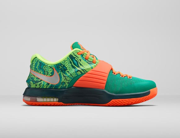 ... Nike KD 7 'Weatherman' Officially Unveiled + Release Info 3 ...