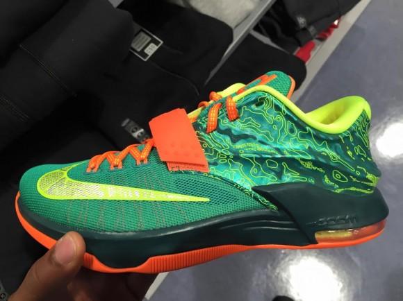 Nike KD 7 'Weatherman'