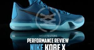 Nike Kobe X (10) Performance Review