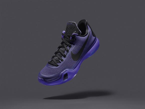 Nike Kobe X 'Blackout' – Links