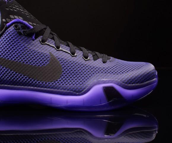 Nike Kobe X 'Blackout' – Up Close & Personal 3