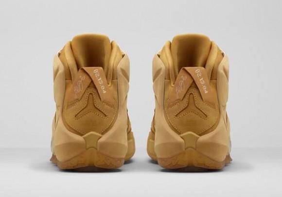uk availability 22da6 8946e Nike LeBron 12 EXT 'Wheat' - WearTesters