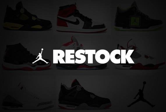 Nike Restocks Retros for Michael Jordan's Birthday