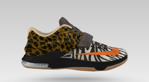 quality design dd630 8dd85 Nike KD 7 EXT - Available Now on NikeiD - WearTesters