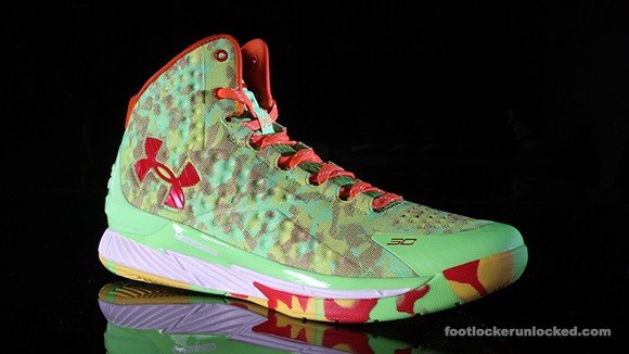 Under Armour Curry One 'Candy Reign' - Up Close & Personal 2