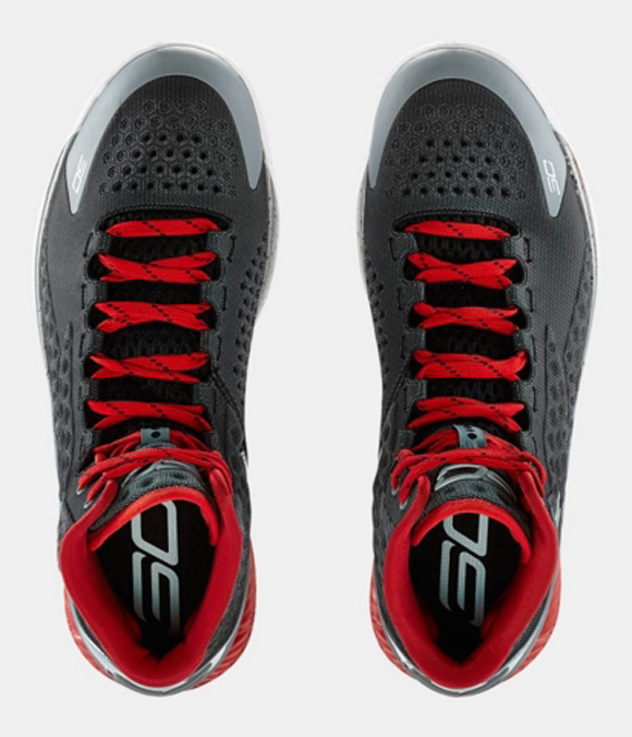 Under Armour Curry One 'Underdog' - Detailed Look 2