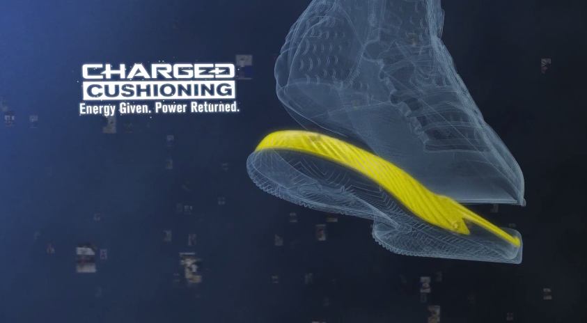 Under Armour I Will Innovation Video: Under Armour Cu...