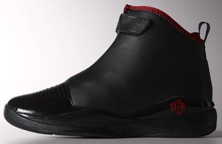 1642db0197f5 ... adidas d rose 4 black ...