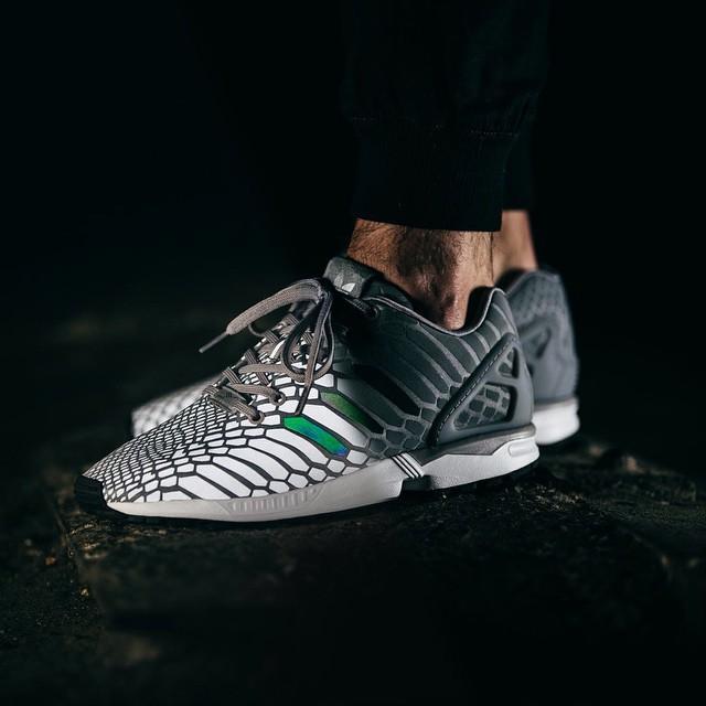 Adidas Zx Flux Xeno Reflective Black