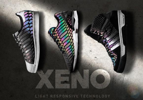 adidas superstar xeno reflective