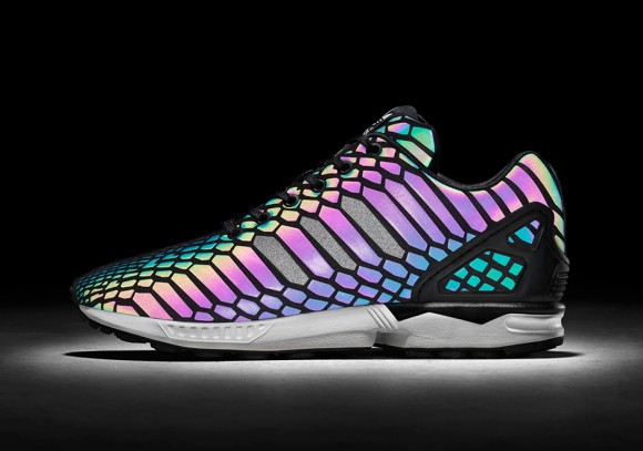 ADIDAS ORIGINALS ZX FLUX XENO GREY The Drop Date