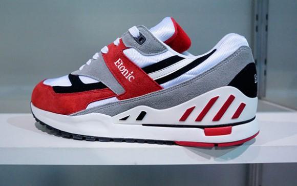Vintage Etonic Running Shoes