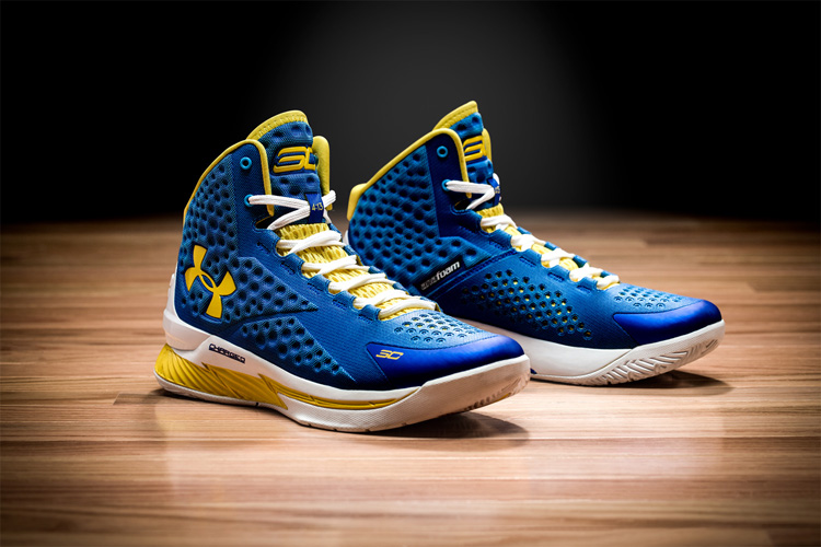 Under Armour Curry 1 'Home' & 'Dark Matter' - Available ...